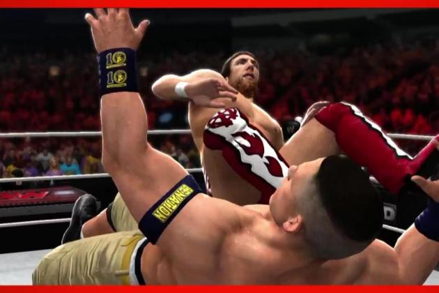 WWE 2K14: Superstar Entrances, Finishers, Creation Suite and Latest Info
