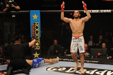 UFC 166: Adlan Amagov 'Is Going to Be a Future UFC Champion,' Manager Says