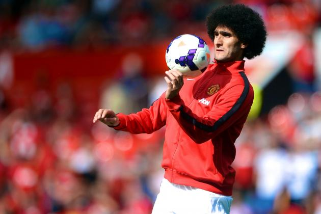 Timing of Fellaini Operation Might Reveal Manchester United's Transfer Plans