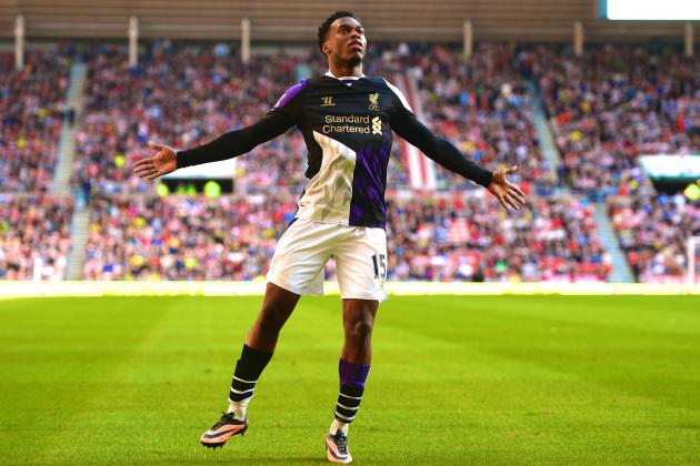 Liverpool Boss Brendan Rodgers Tips Daniel Sturridge for Greatness