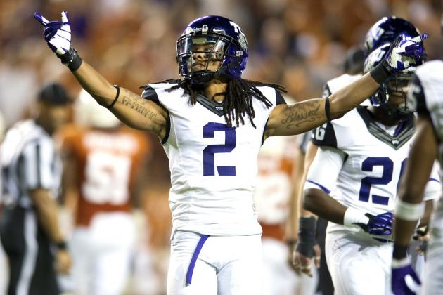 Making the Case That TCU's Secondary Is the Best in the Country