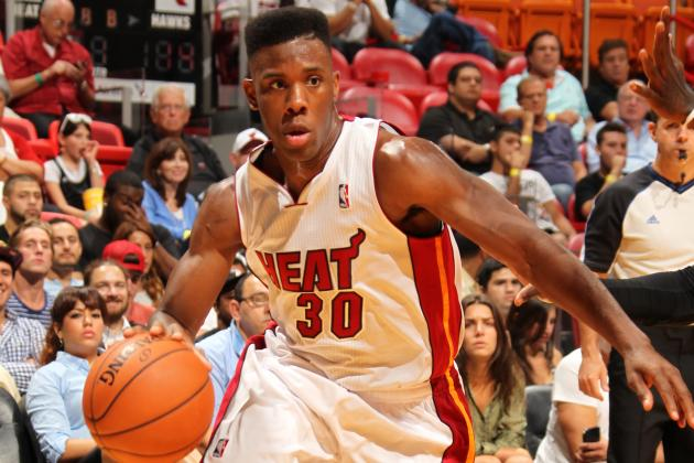 Heat Exercise Option on Norris Cole, Only Player Locked into 2014-15 Payroll