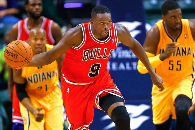Is Luol Deng Critical to Bulls Future, or Is He Chicago's Biggest Trade Chip?