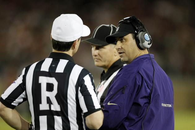 Pac-12 Football Notebook: Faking Injuries Isn't Easily Prevented