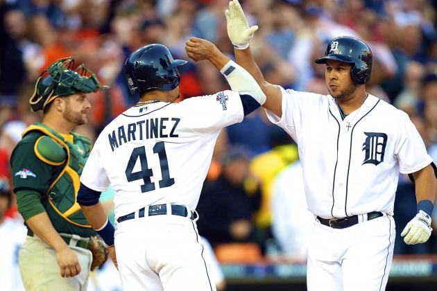 Detroit Tigers' Bats Come Alive in Game 4 Win over Oakland Athletics