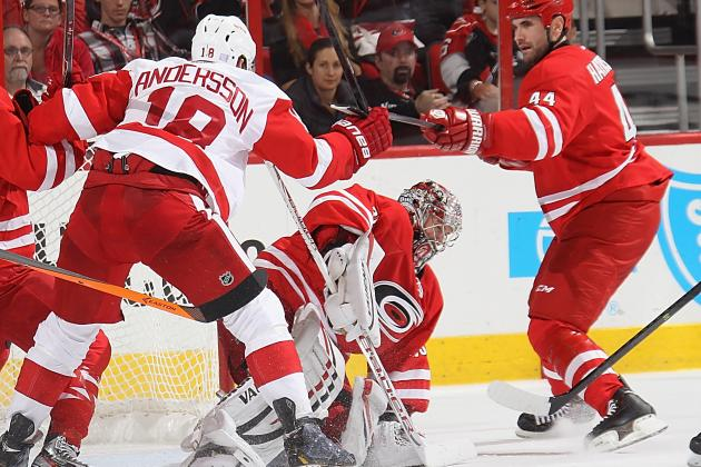 How the Detroit Red Wings Can Ensure Improvement on the Power Play in 2013-14