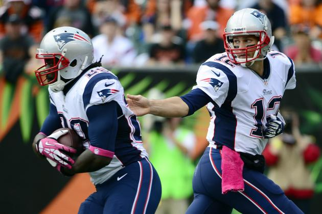 What's Killing the Patriots Offense in Short-Yardage Situations?