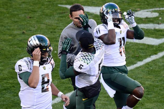 Oregon vs. Washington: TV Info, Spread, Injury Updates, Game Time and More