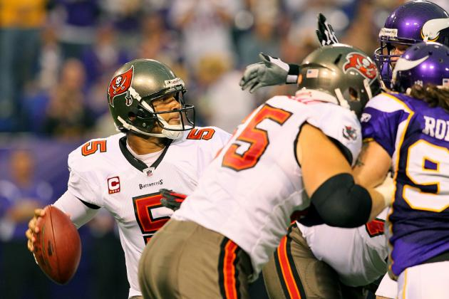 Breaking Down What Josh Freeman Brings to the Minnesota Vikings