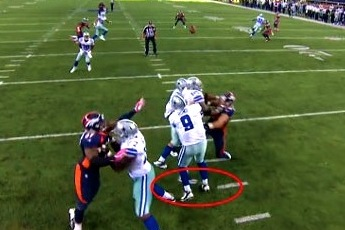 Dissecting Tony Romo's Game-Changing Interception Against Denver