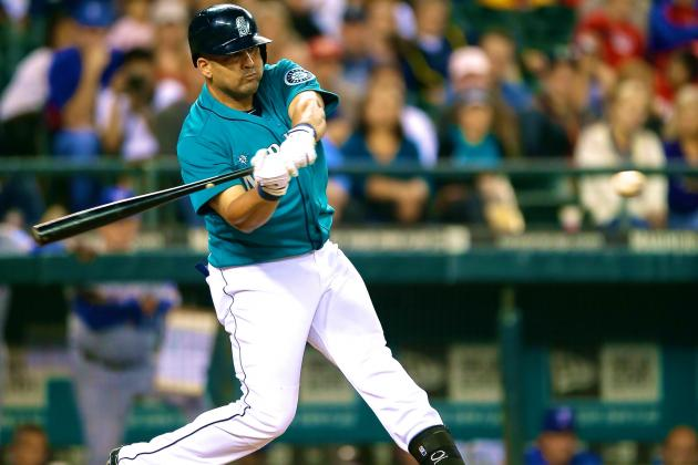 Kendrys Morales Reportedly Will Reject Seattle Mariners' Qualifying Offer