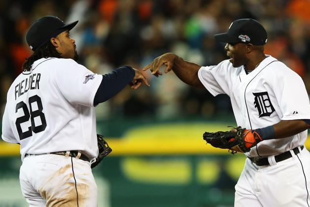 Tigers Rally Late to Force Game 5 in ALDS