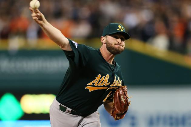 A's Bullpen Finally Has an off Night