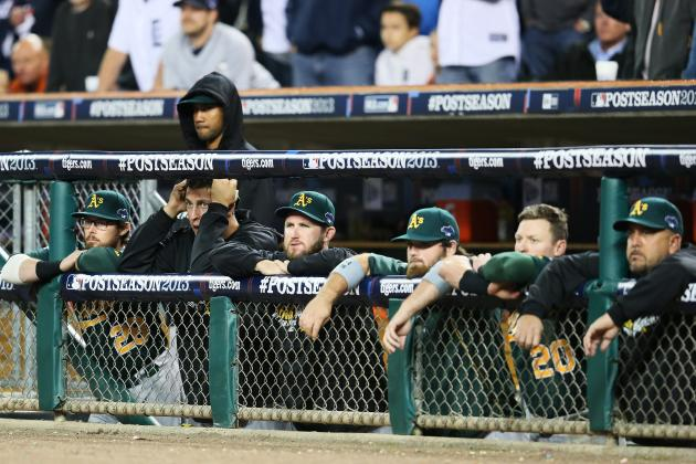 A's Late Mistakes Force Game 5
