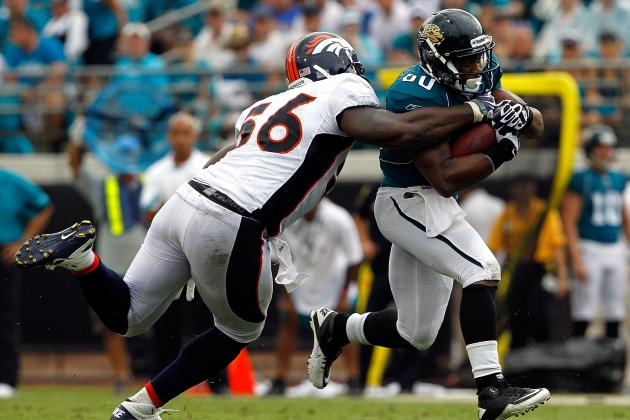 Jaguars vs. Broncos: What Do the Numbers Say About Vegas' Biggest Mismatch?