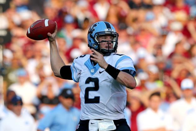 UNC QB Bryn Renner: I'll Be Back for Miami