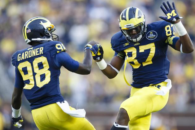 Michigan vs. Penn State: TV Info, Spread, Injury Updates, Game Time and More