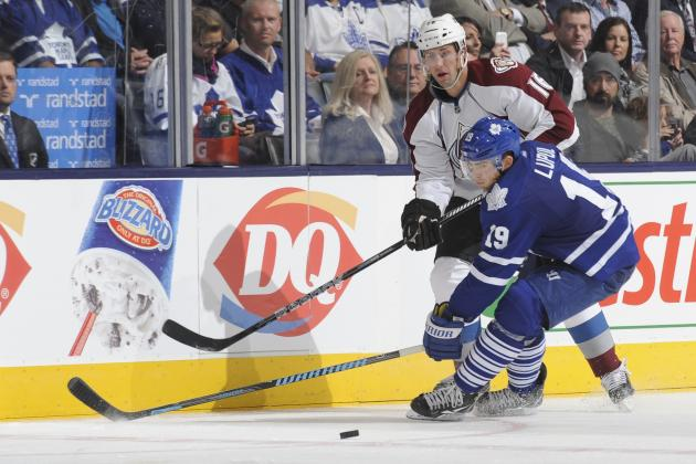 Toronto Maple Leafs Lose First Game, Fall to Colorado Avalanche 2-1