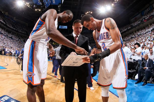4 Adjustments Scott Brooks Must Make for OKC Thunder This Season