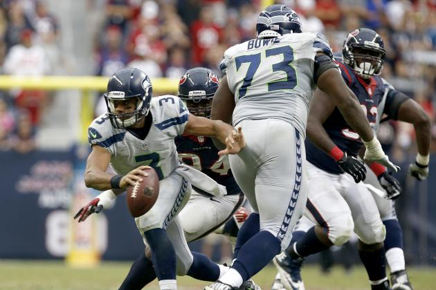 Seattle Seahawks Have Long-Term Solution at Offensive Tackle in Michael Bowie