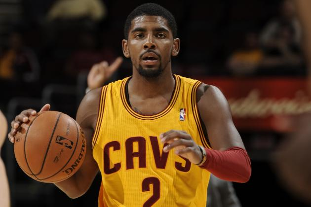 Report Card Grades for Kyrie Irving's First 2013-14 Preseason Game