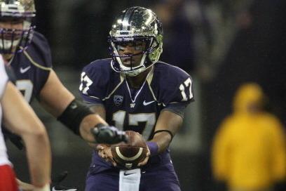 Oregon vs. Washington: Husky QB Keith Price Could Be a Thorn to the Ducks