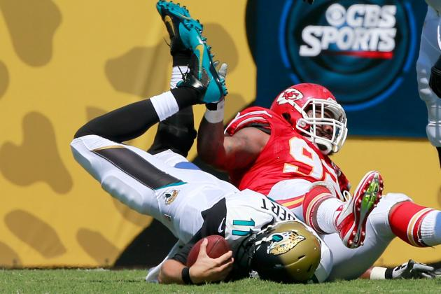 Blaine Gabbert: Just How Bad Has the Jacksonville Jaguars Quarterback Been?