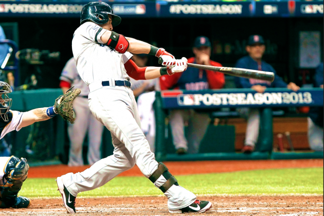 Boston Red Sox vs. Tampa Bay Rays Game 4: Live Score and ALDS Highlights