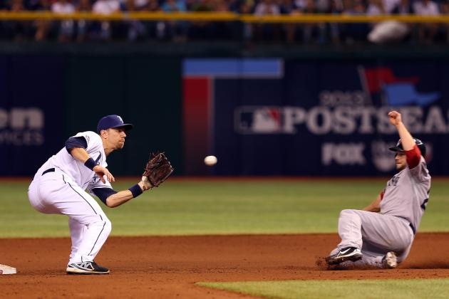 Red Sox Push Through Rays to Reach ALCS