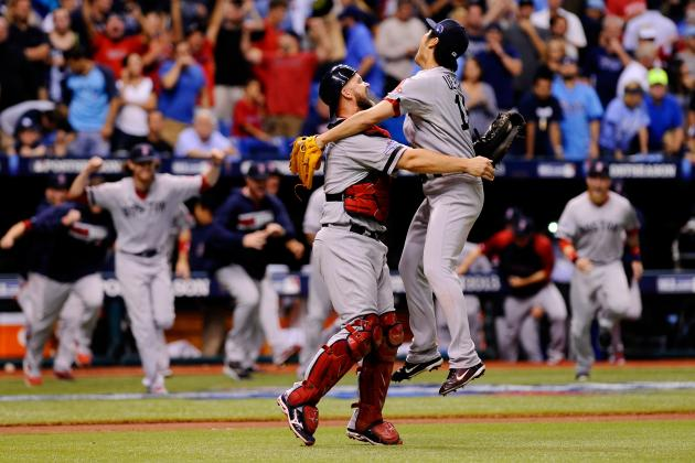 Red Sox Prevent Rays from Wriggling off the Hook Again