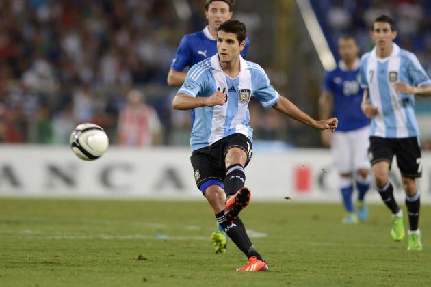 Erik Lamela Can Be Argentina's Trump Card at World Cup 2014