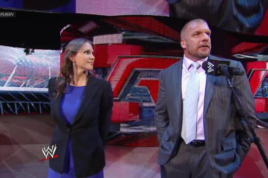 WWE Battleground 2013: Lack of Triple H and Stephanie McMahon Hurt PPV