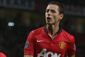 Man United Striker Javier Hernandez Wants to Become a Regular Starter