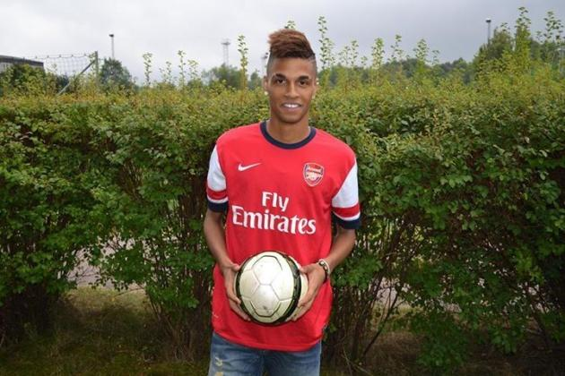 Kristopher Da Graca Claims He Is Set to Join Arsenal