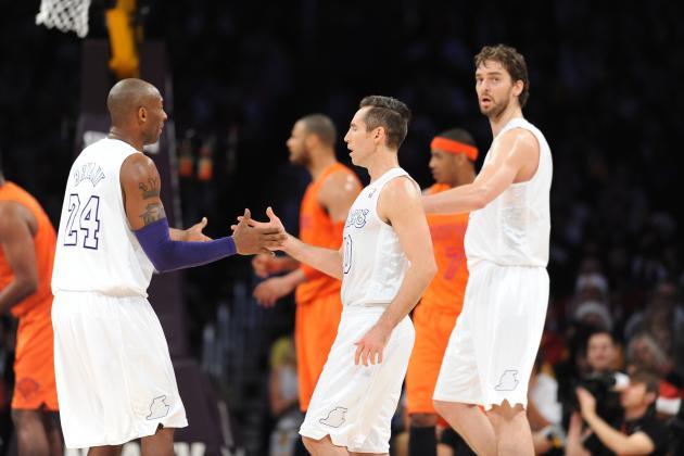 How Steve Nash and Pau Gasol Can Help Kobe Bryant This Season