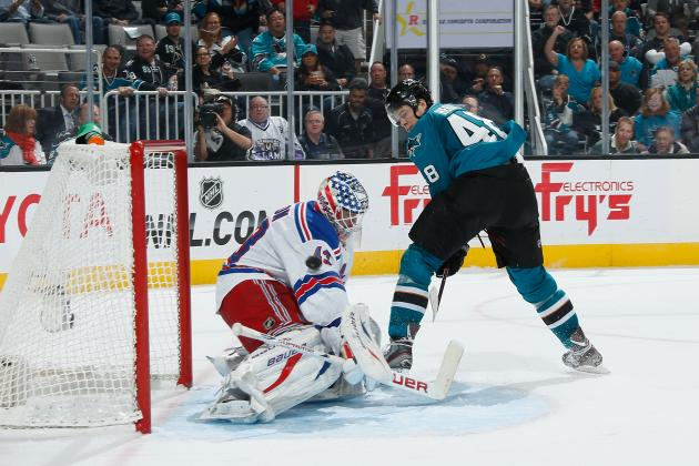 Twitter Reacts to Tomas Hertl's Crazy Goal