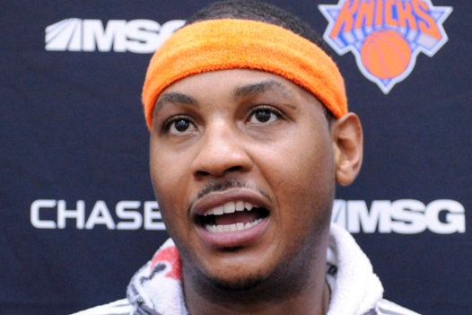 Melo, Shumpert Still 'Not Over' Playoffs Loss