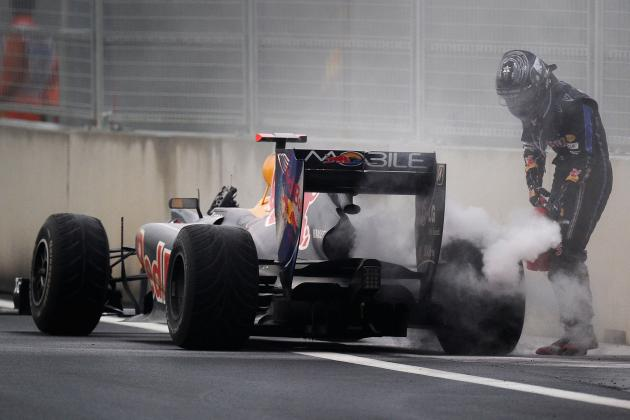 2014 Engines for Formula 1: Will We See More Blowouts Next Year?