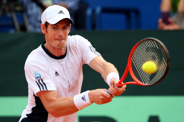 Andy Murray Rules Himself Out of ATP World Tour Finals