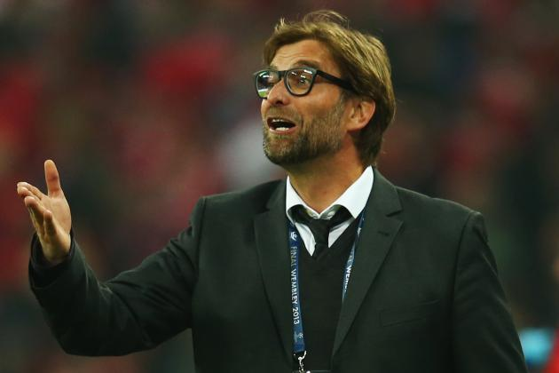Jurgen Klopp Will Miss Arsenal Game After Dortmund Decide Not to Appeal Ban