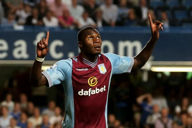 Christian Benteke's Aston Villa Return Will Halt Libor Kozak's First-Team Run