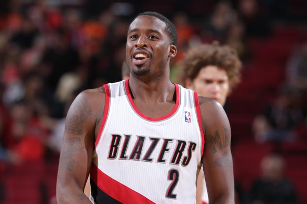 Spotlighting and Breaking Down Portland Trail Blazers' Shooting Guard Position