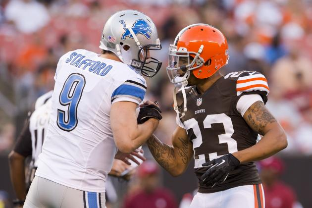 Detroit Lions vs. Cleveland Browns: Spread Analysis and Pick Prediction