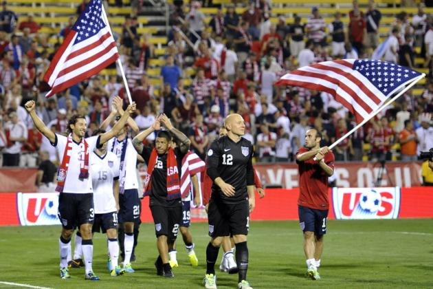 USA vs. Jamaica: Date, Time, Live Stream, TV Info and Preview