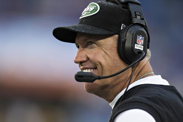 Rex Ryan Back from the Abyss as NY Jets Start Season 3-2