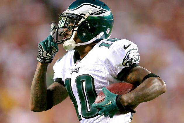 DeSean Jackson: Darrelle Revis Can't Run with Me