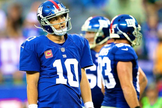 Is Eli Manning Playing His Way out of Hall of Fame Consideration?