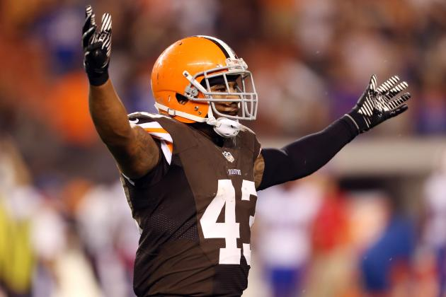 NFL Adds Third Game in London, Browns a Potential Visiting Team