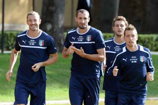 Denmark vs. Italy: Date, Time, TV Info and Preview