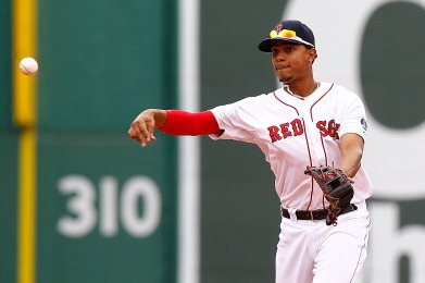 Bogaerts Shows Poise Beyond Years in Game 4